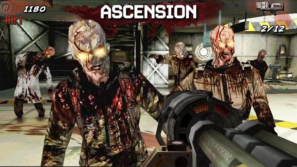 Call of Duty Black Ops Zombies скачать