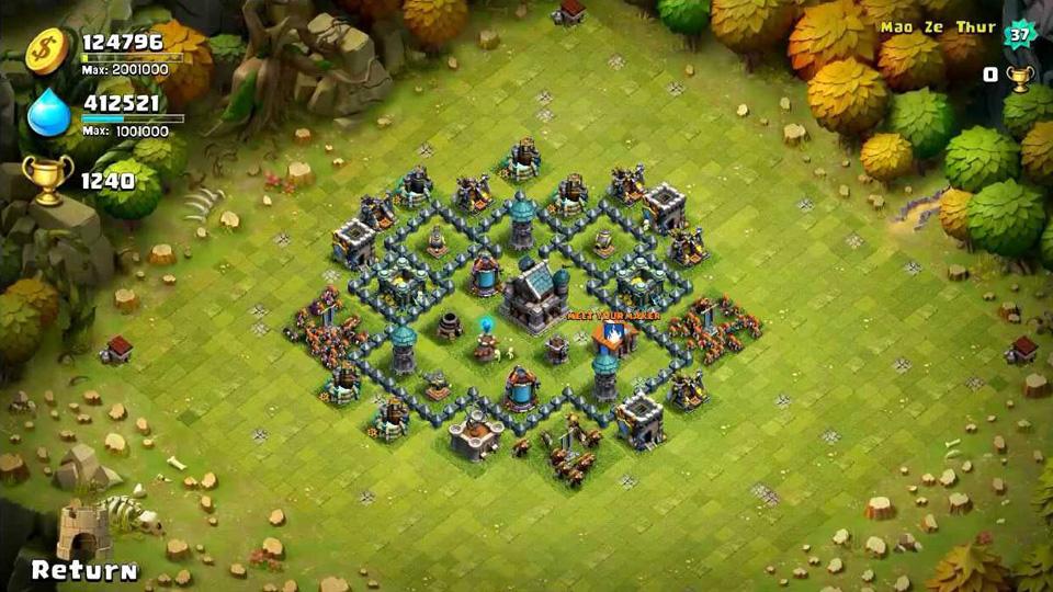 Скачать clash of lords 2: битва легенд apk бесплатно стратегии.