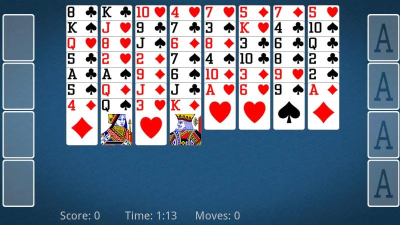 FreeCell Solitaire на андроид