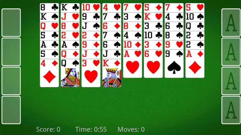 FreeCell Solitaire скачать