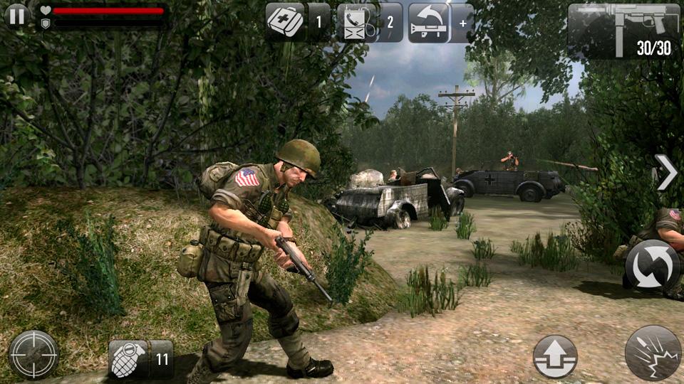 Frontline Commando: Normandy скачать