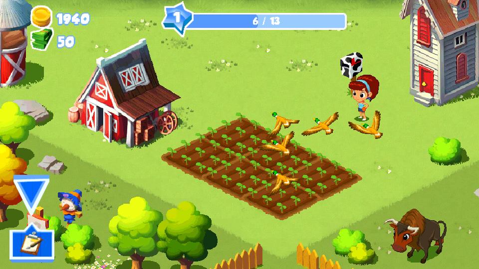 Зеленая ферма 3 скачать