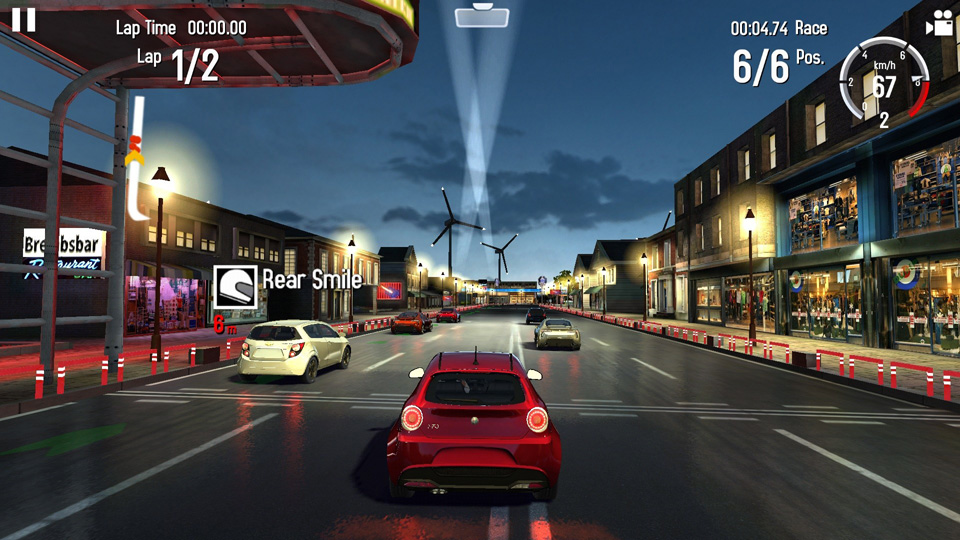 GT Racing 2: The Real Car Experience на андроид