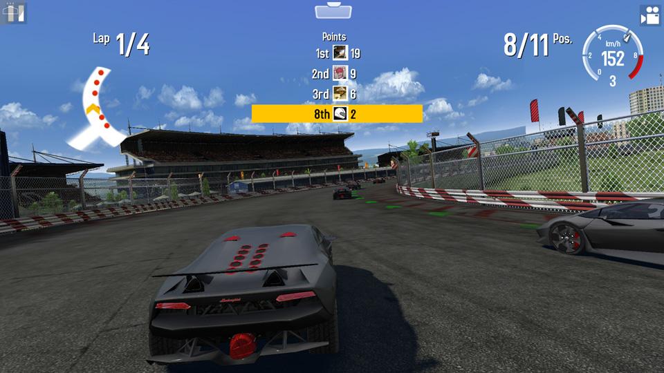 GT Racing 2: The Real Car Experience скачать