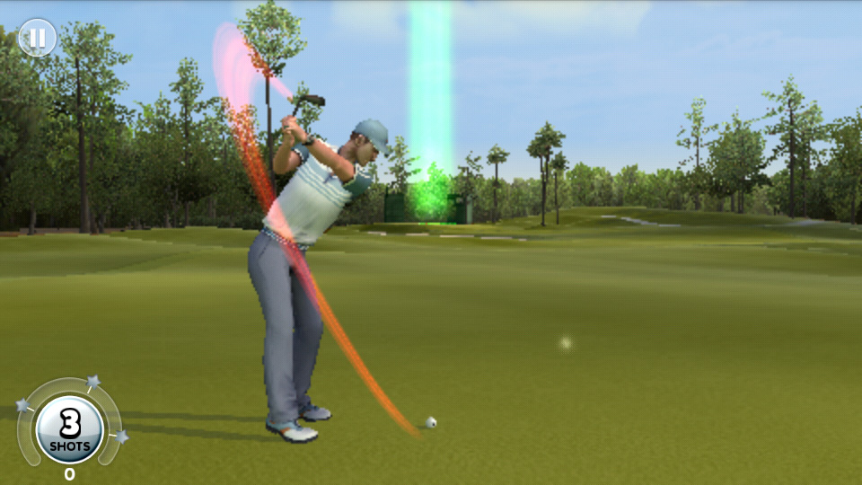 King of the Course Golf на андроид