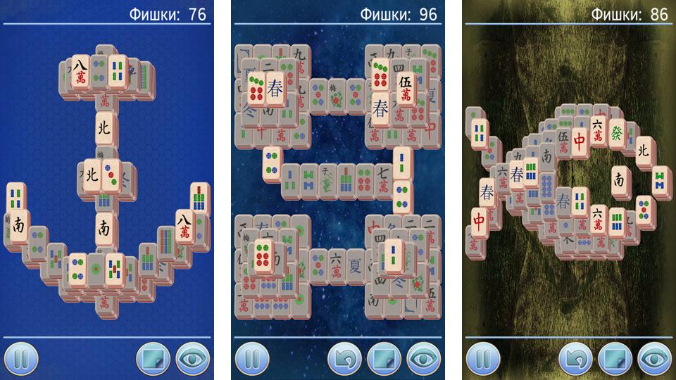 Маджонг 3 на андроид