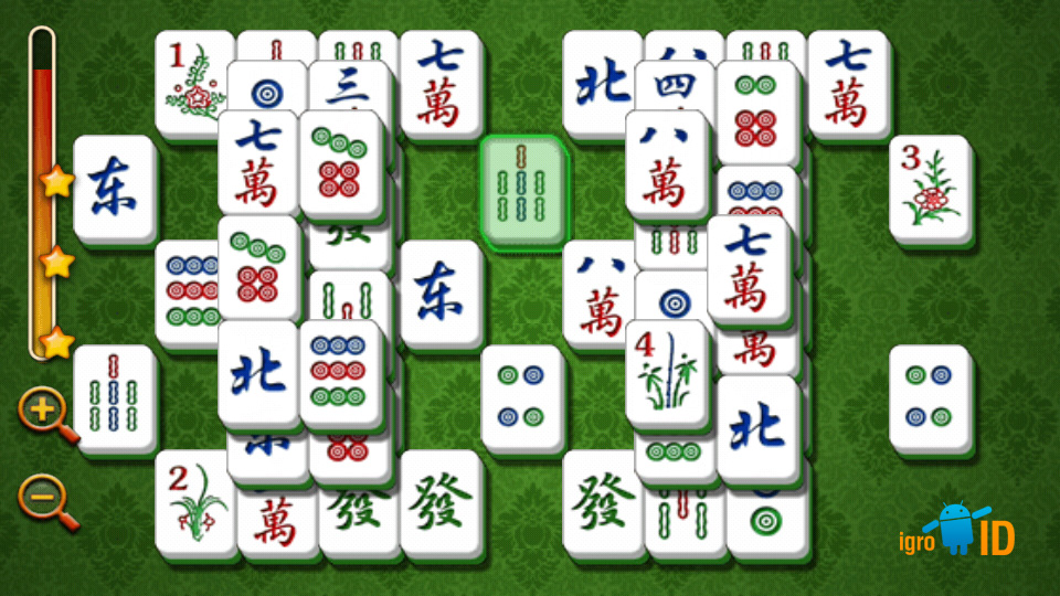 Mahjong Solitaire на андроид