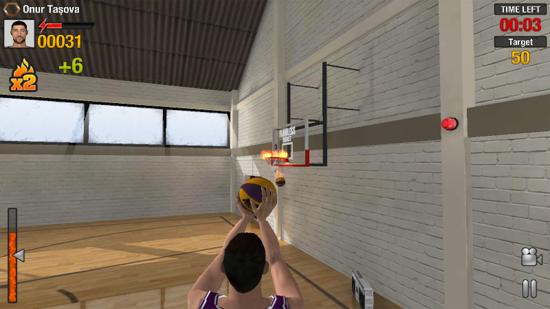 Real Basketball скачать