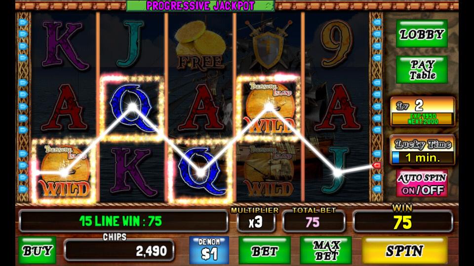Slots Social Casino на андроид