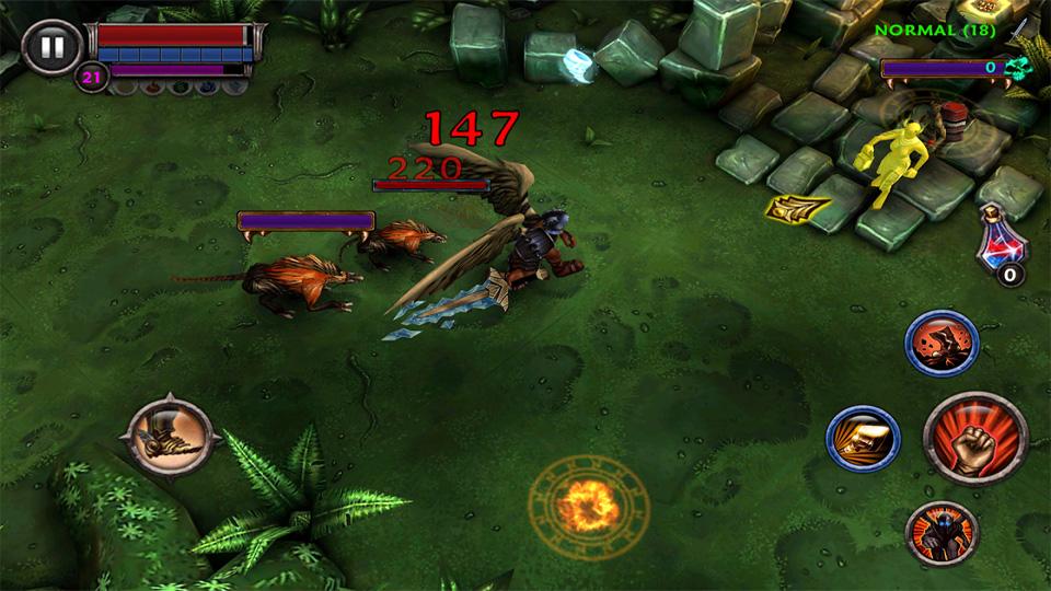 SoulCraft 2 на андроид