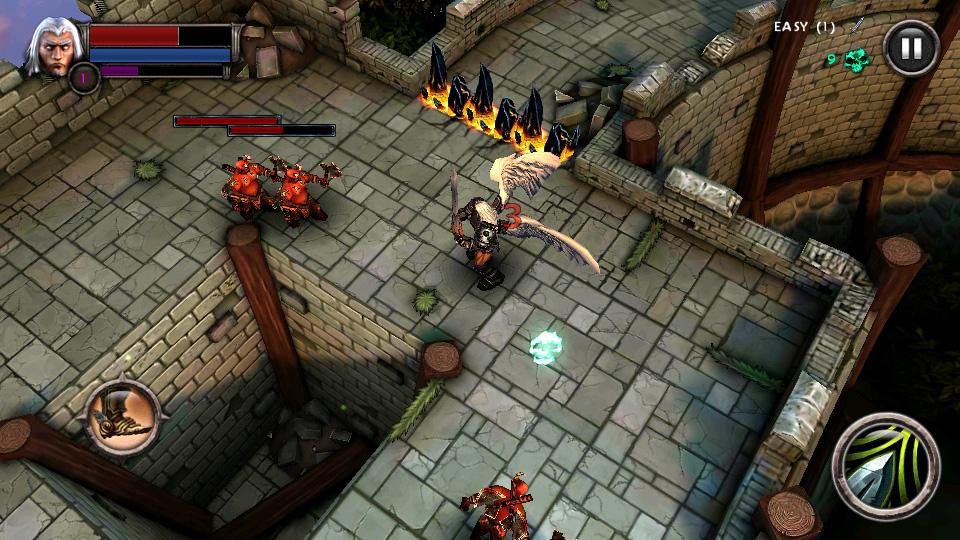 SoulCraft на андроид