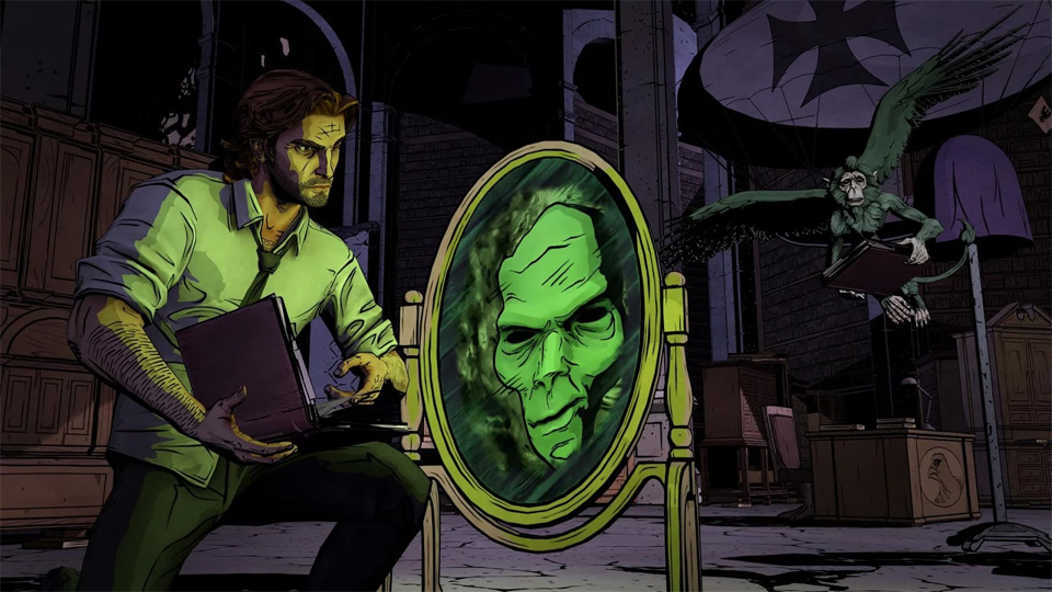 The Wolf Among Us скачать