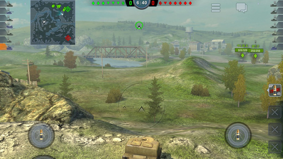 World of Tanks Blitz скачать