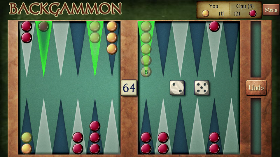 Backgammon скачать