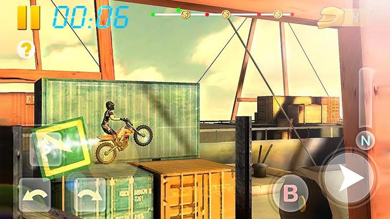 Bike Racing 3D на андроид