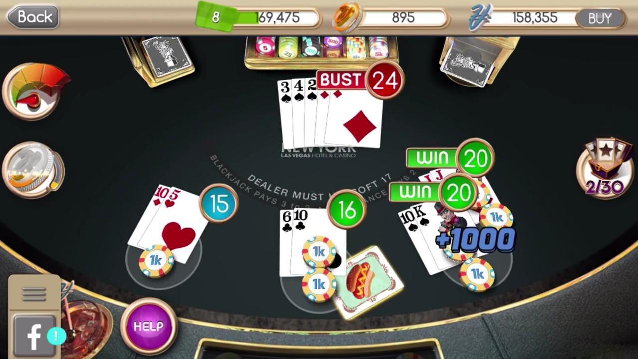 Blackjack скачать