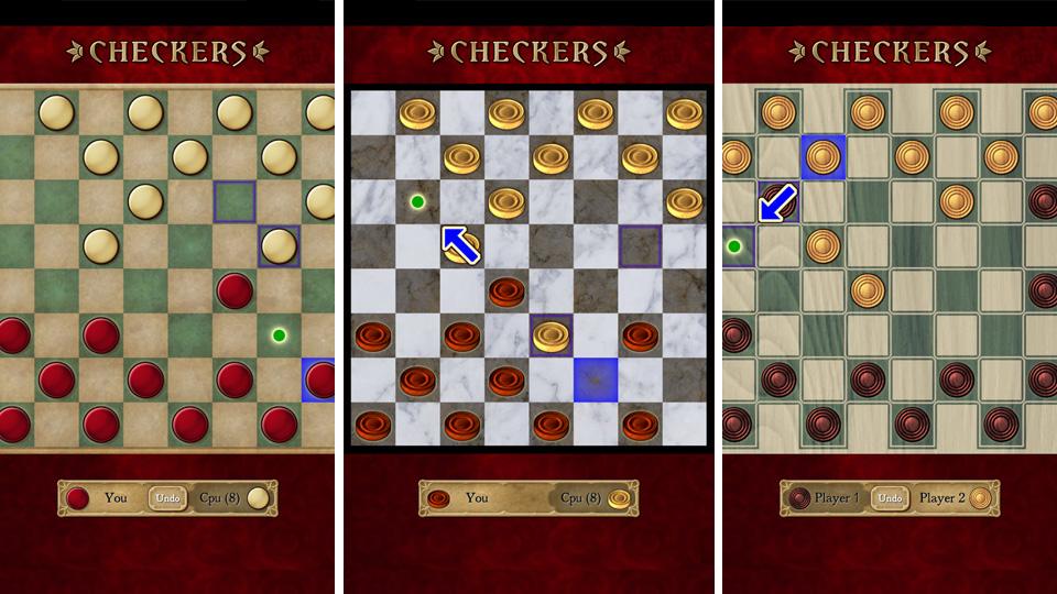 Checkers на андроид