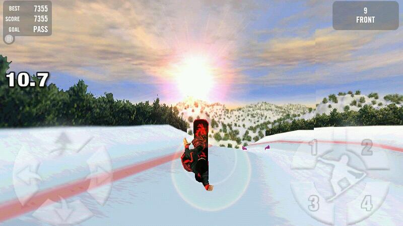 Crazy Snowboard скачать