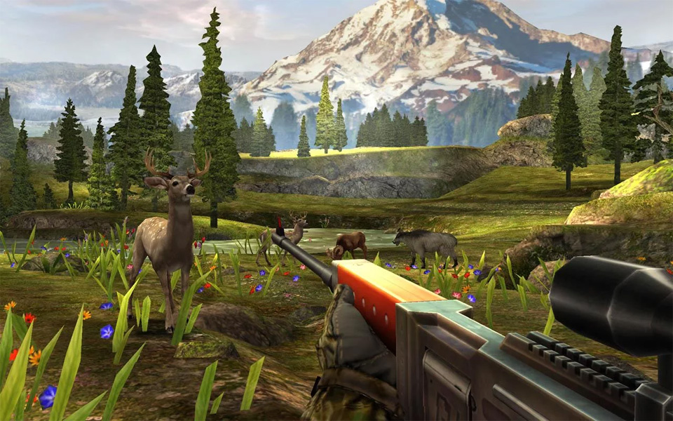 Deer Hunter 2014 на андроид