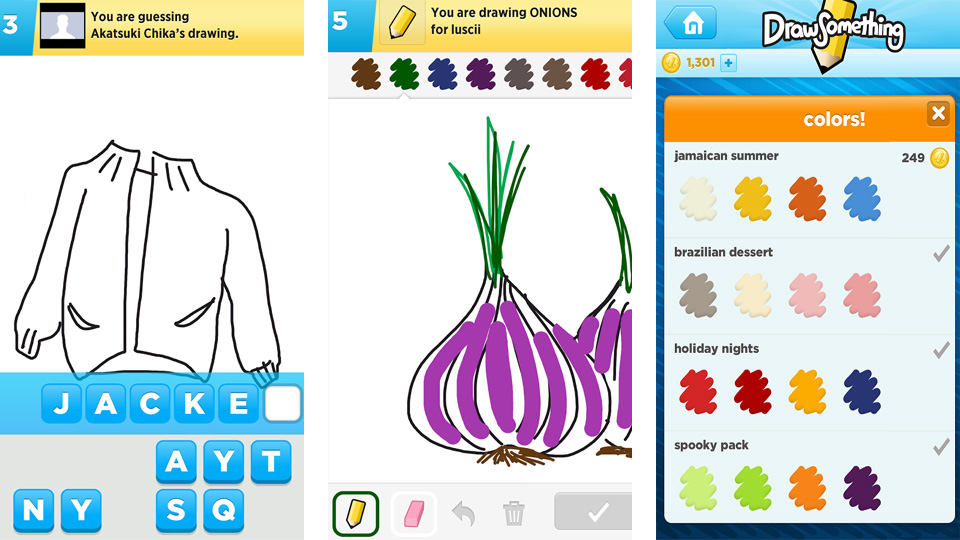 Draw Something на андроид