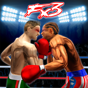 Fists for Fighting Fx3