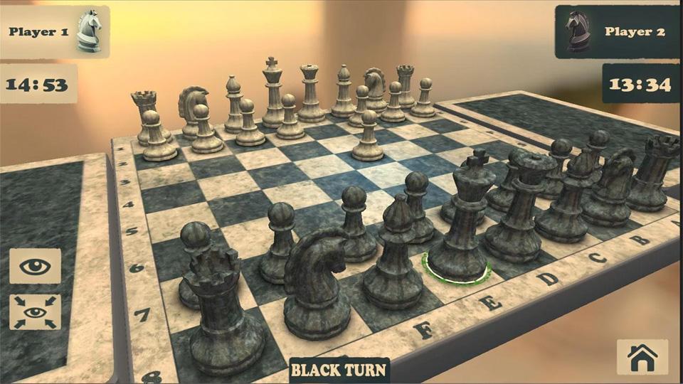 Шахматы 3D скачать