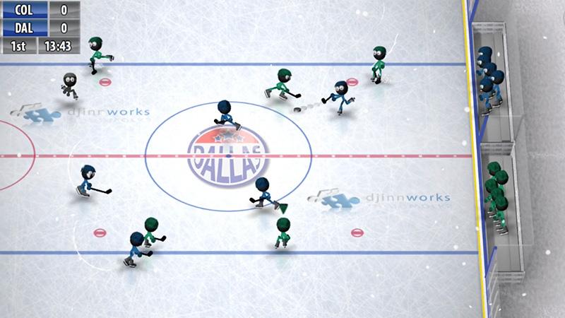 Stickman Ice Hockey скачать