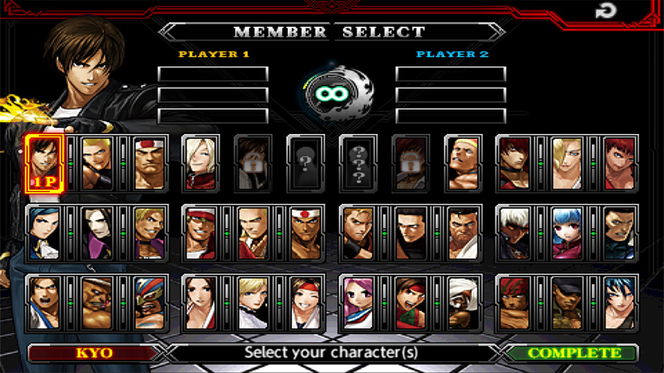 The King of Fighters-A 2012 на андроид