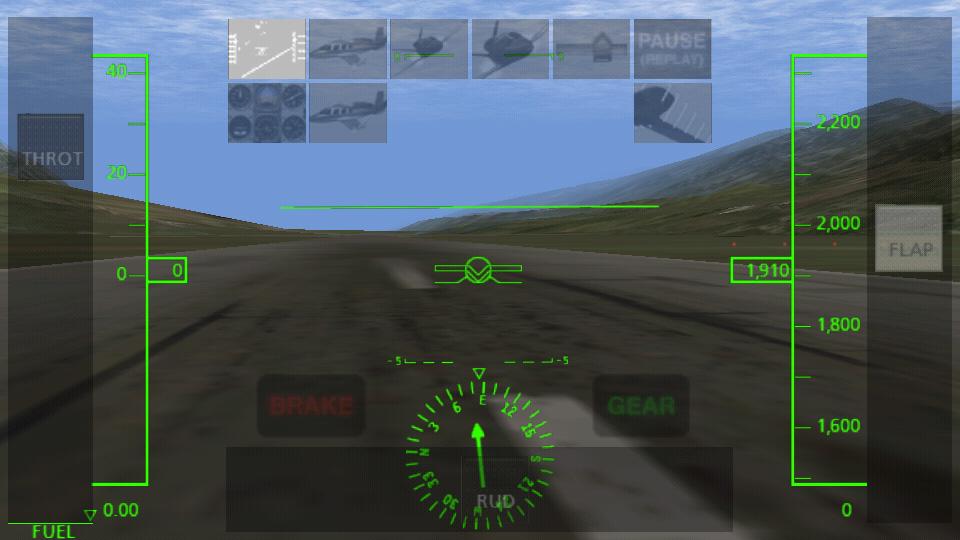 X-Plane 9 на андроид
