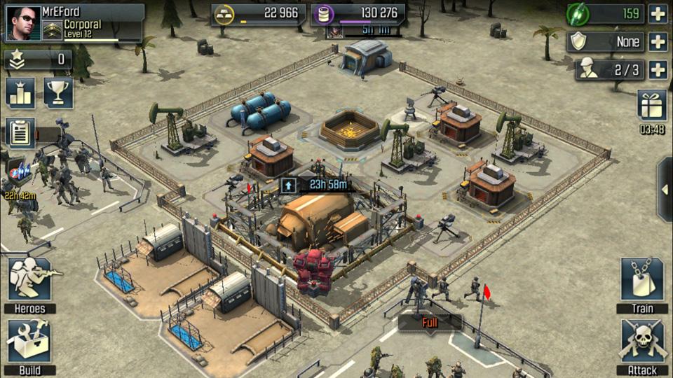 Call of Duty: Heroes на андроид