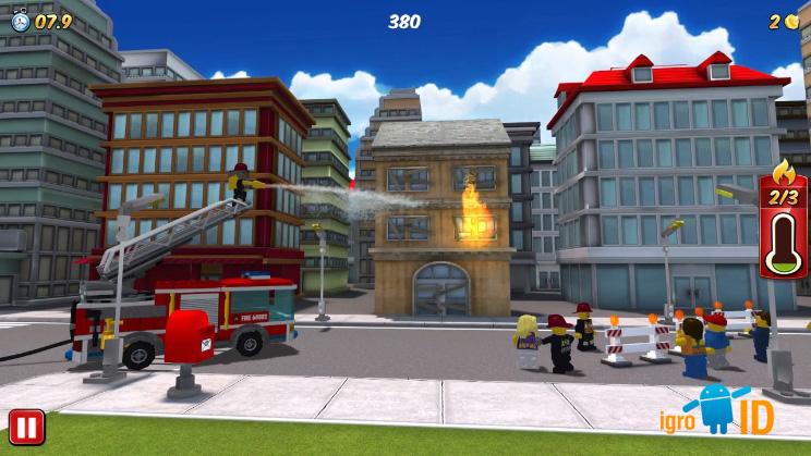 Lego City: Мой город скачать