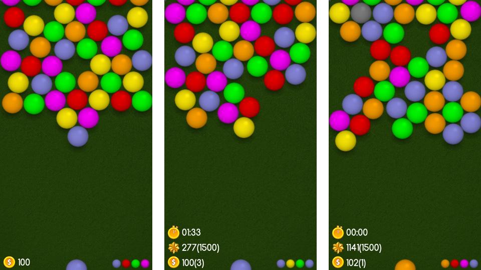 Магнитные шарики на андроид