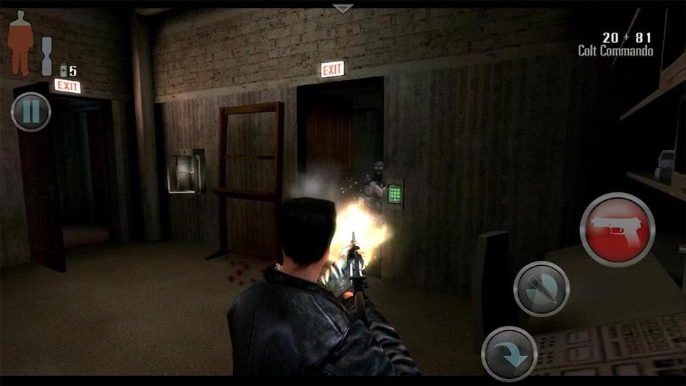 Max Payne Mobile на андроид