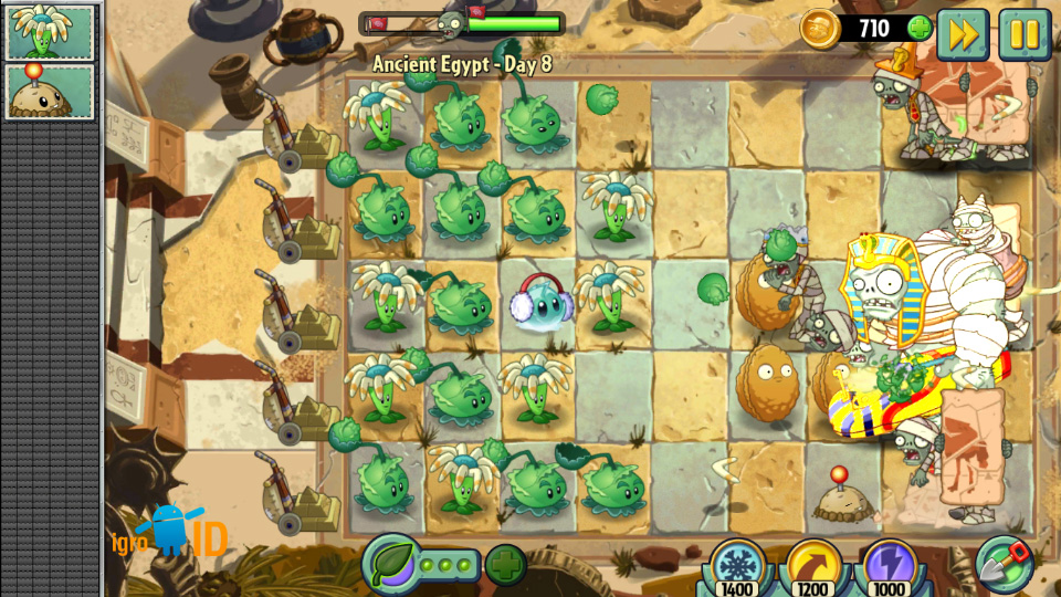 Plants vs. Zombies 2 скачать