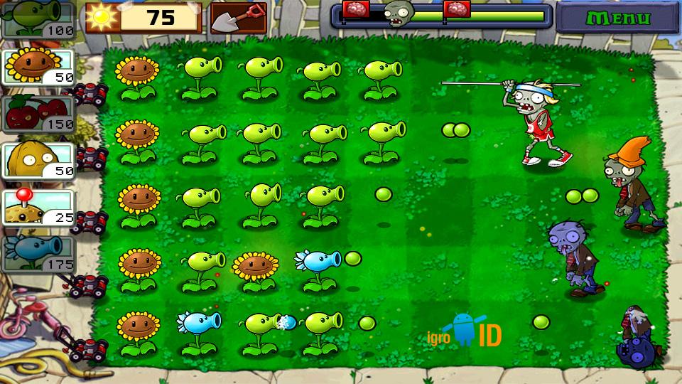 Plants vs. Zombies скачать