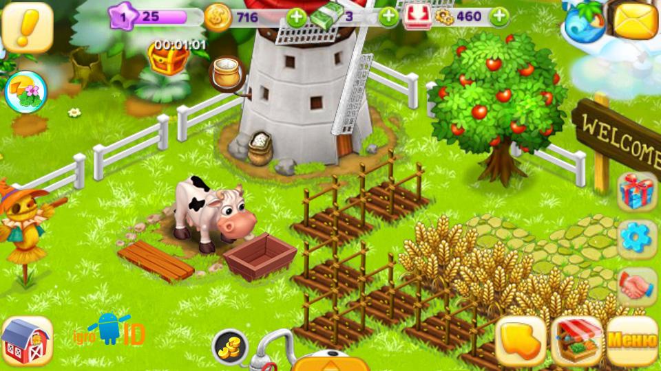 Семейная Ферма скачать