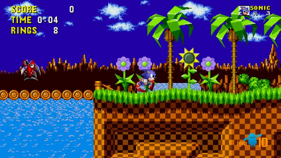Sonic The Hedgehog скачать