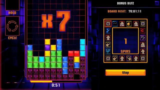 Tetris Blitz на андроид