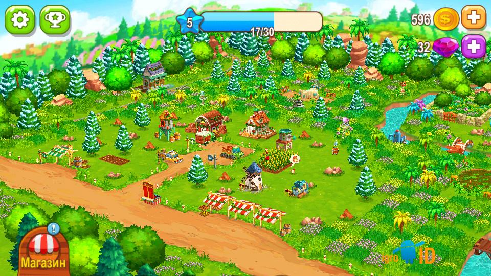 Top Farm на андроид