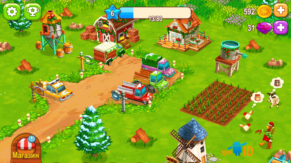 Top Farm скачать