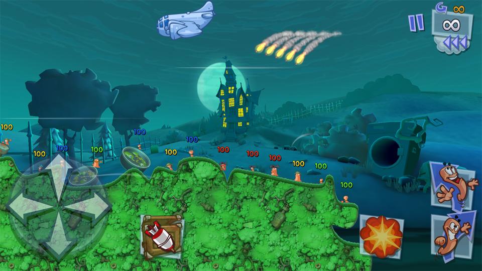 Worms 3 скачать