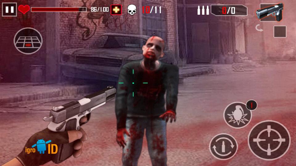 Zombie Killer скачать