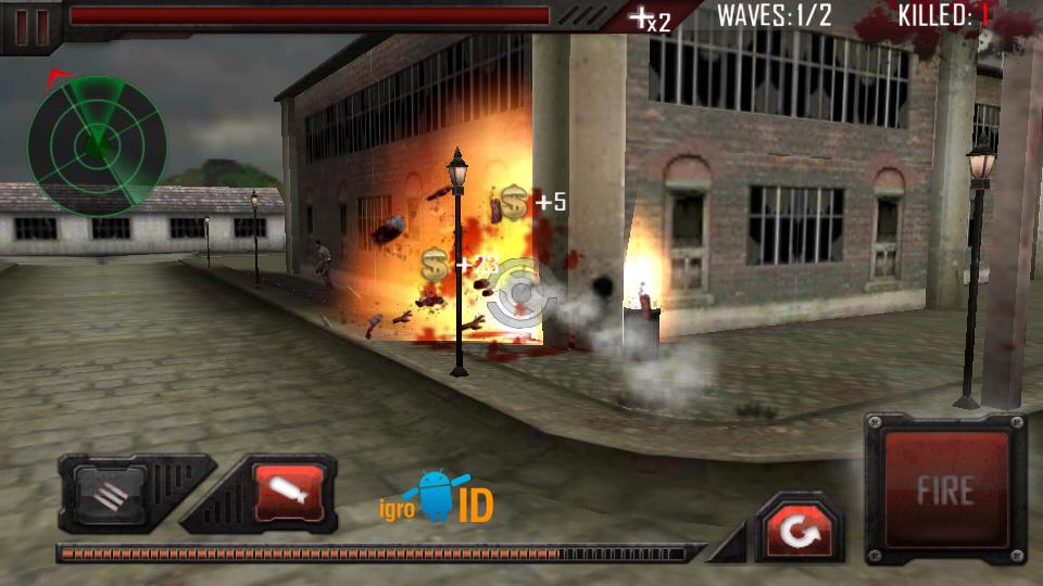 Zombie RoadKill на андроид