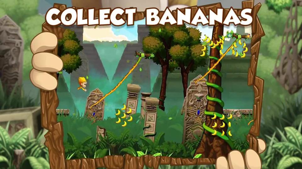 Benji Bananas на андроид