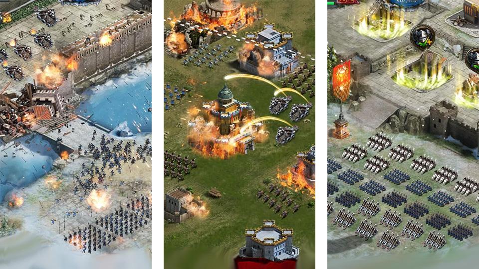 Clash of Kings на андроид