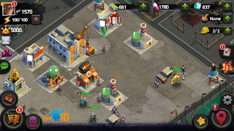 Clash of Mafias на андроид