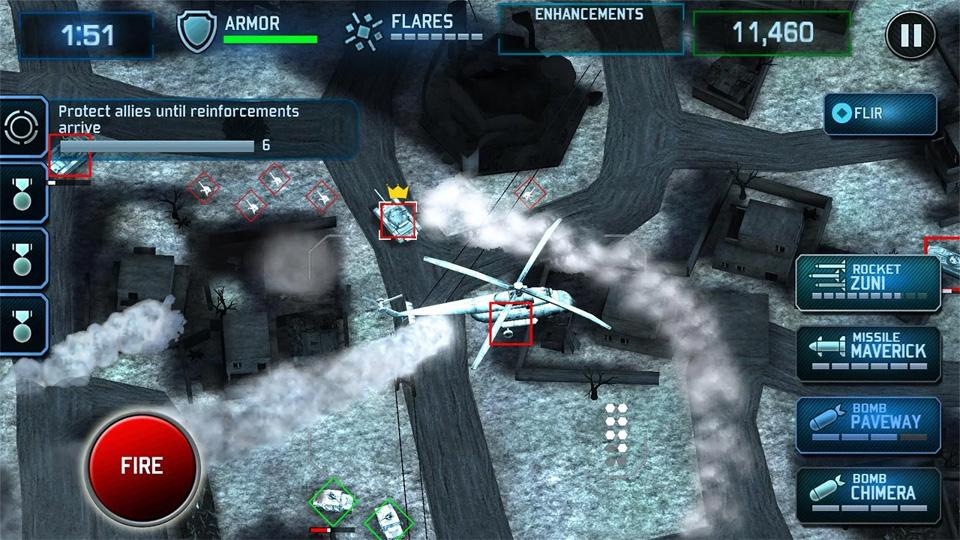 Drone: Shadow Strike на андроид