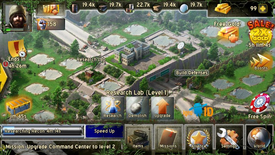 Empire Z на андроид