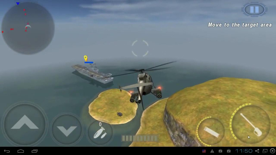 Gunship Battle скачать