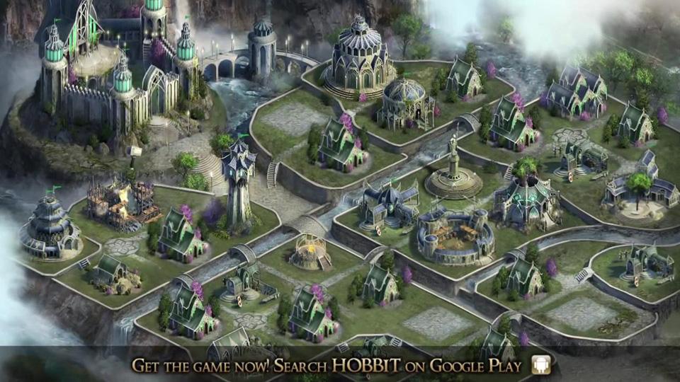 Хоббит: Королевства Средиземья на андроид